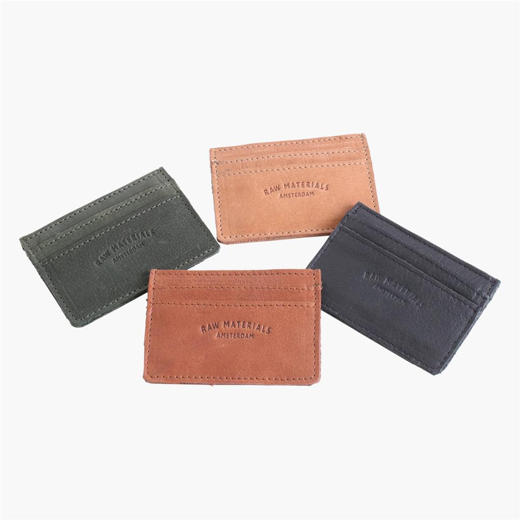 Card holder antracite