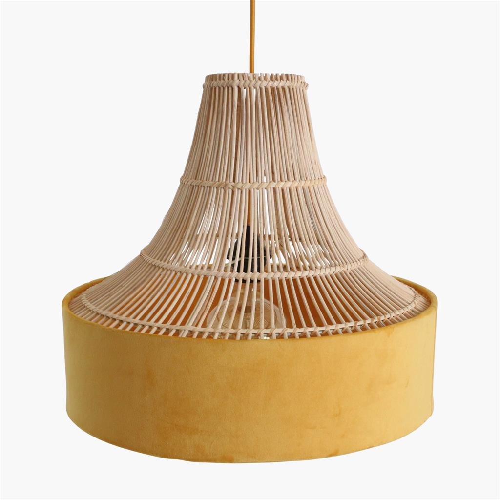 Suave lamp circus yellow