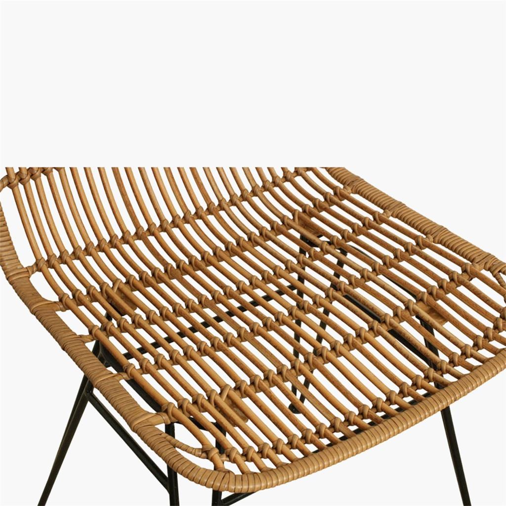 Jane outdoor chair natural