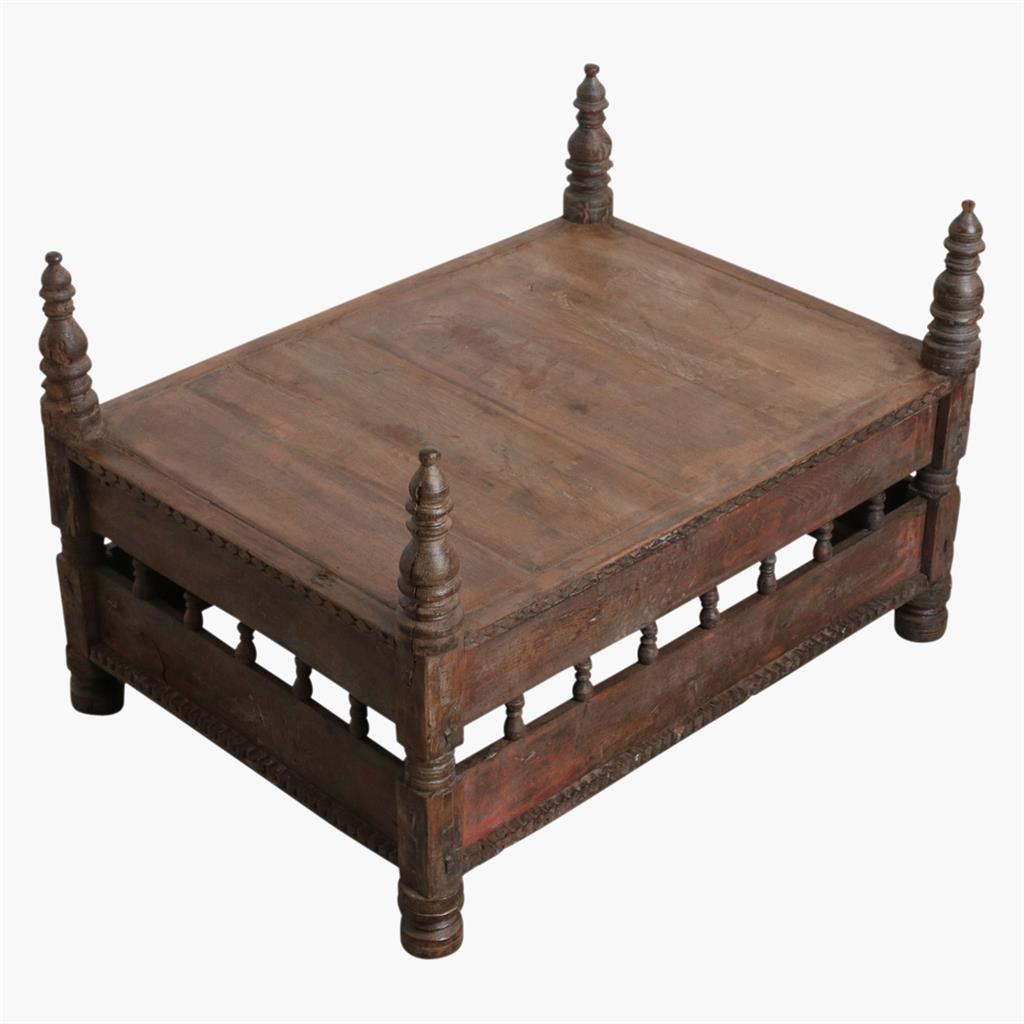 Palki coffee table