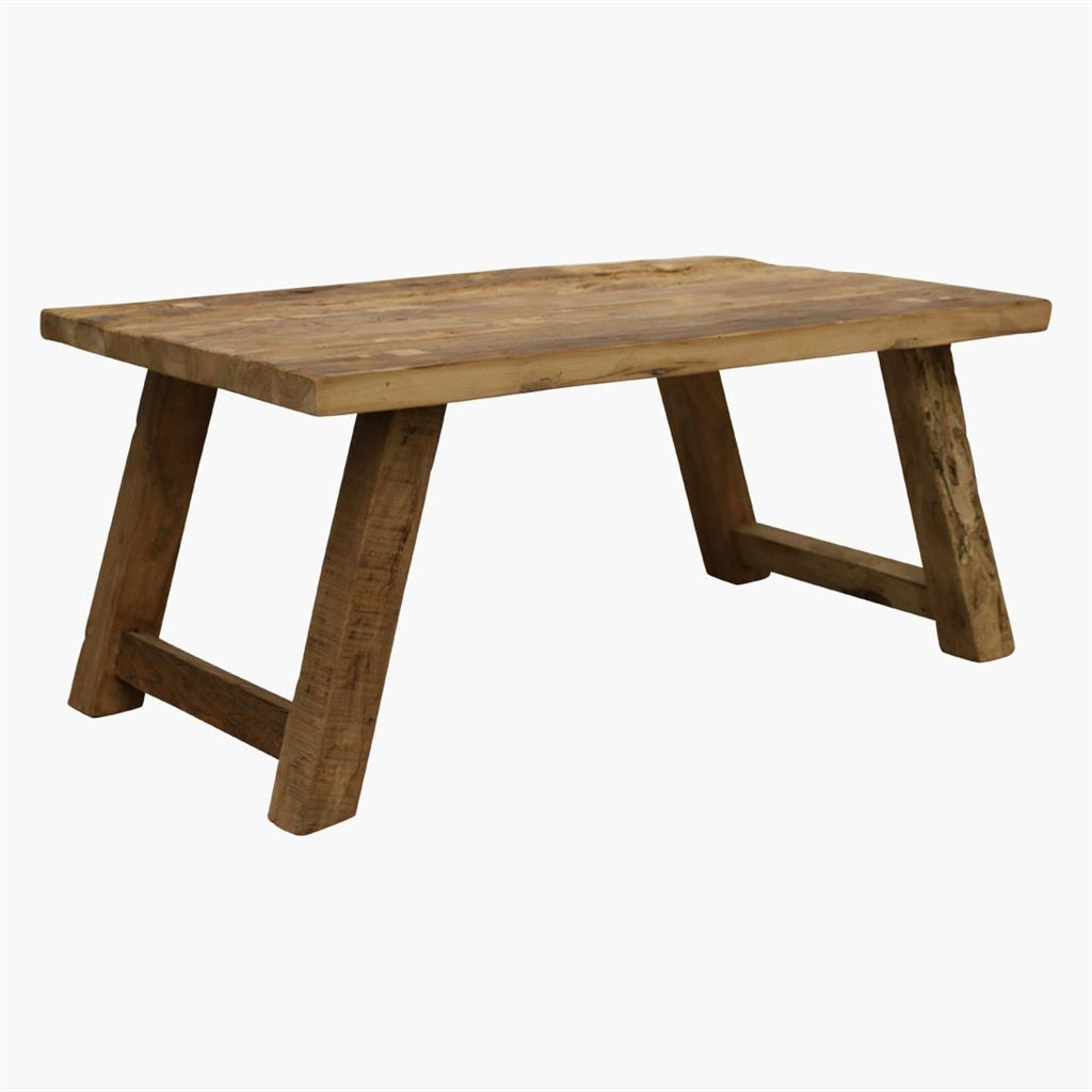 Farmwood coffeetable rectangular