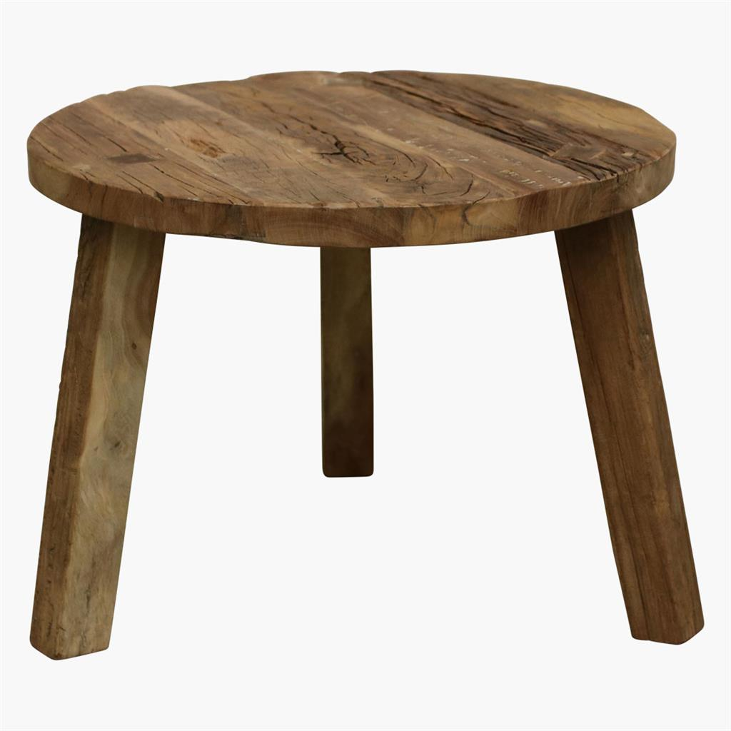 Farmwood coffeetable round
