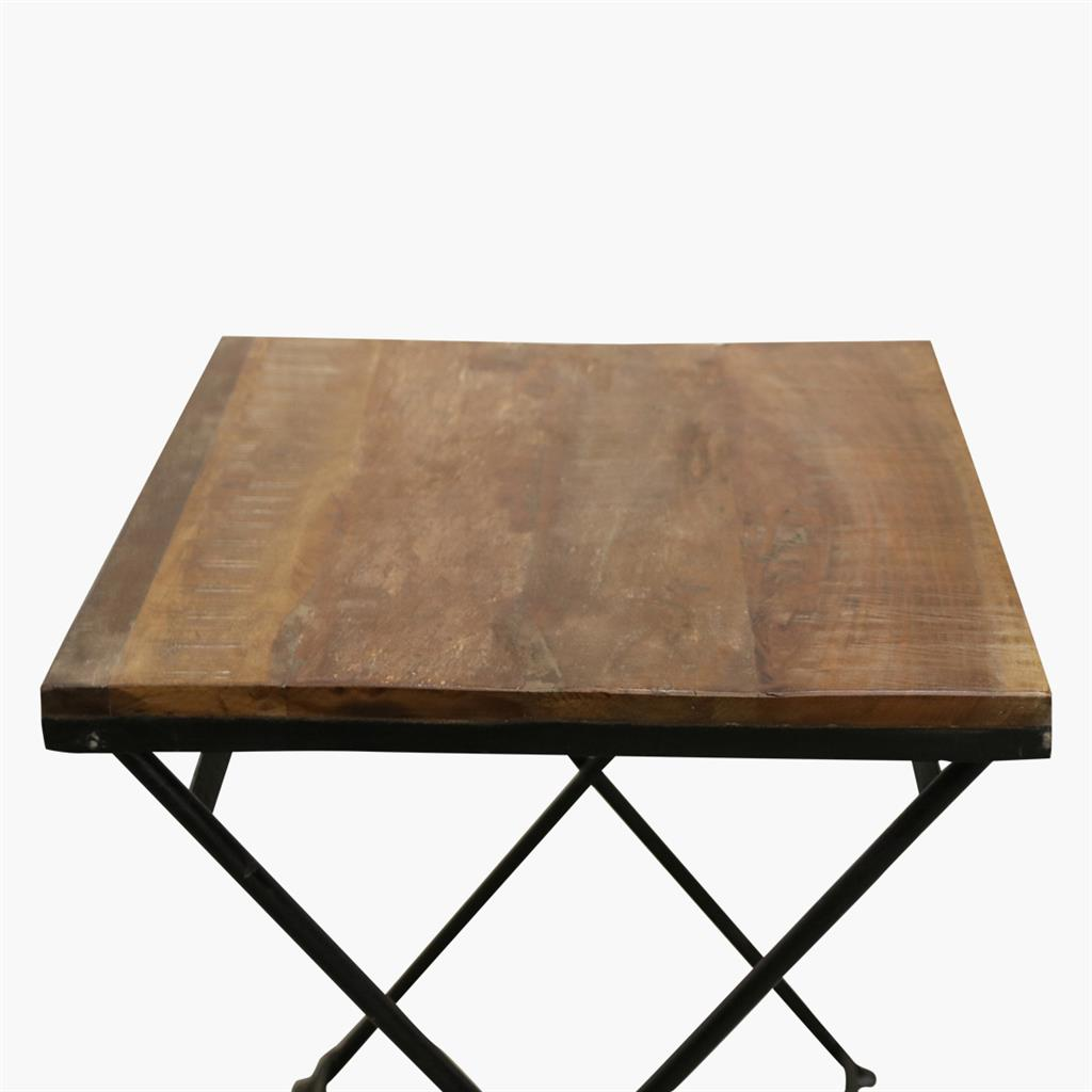 Factory folding bistro table
