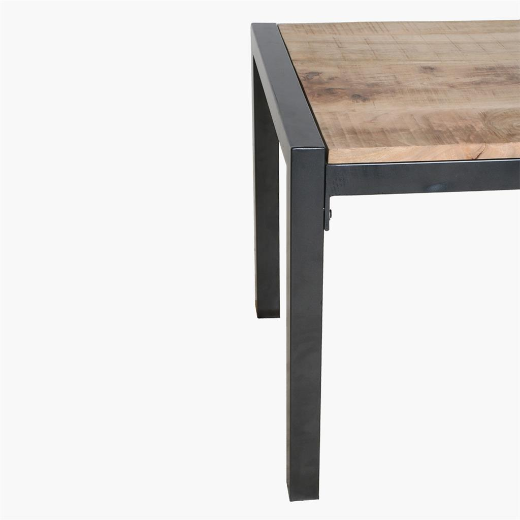 Vintage mango dining table 180 cm