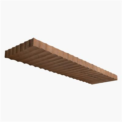 Aeolian wall shelf 60 cm