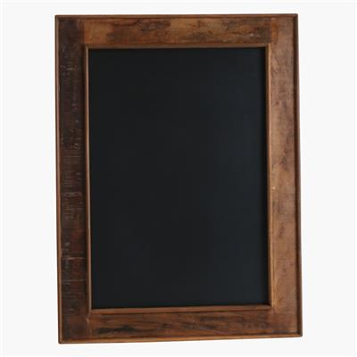 Factory vintage blackboard