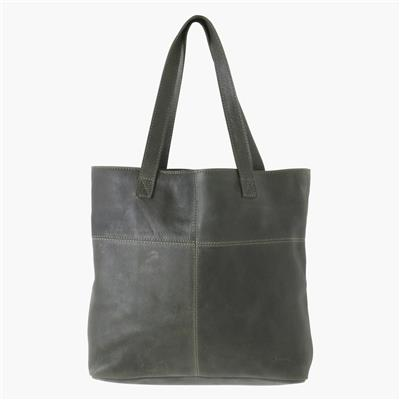 Shopper tote green