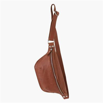 Bum bag cognac