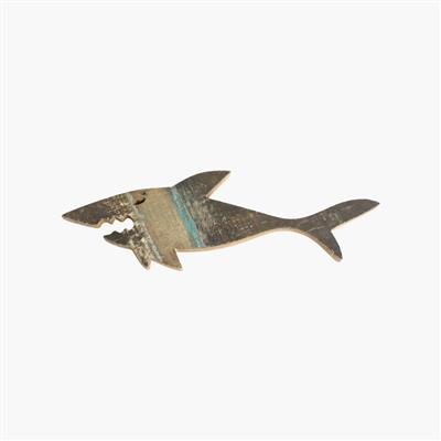 Scrapwood animal, shark