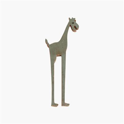 Scrapwood animal, giraffe