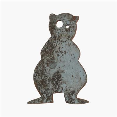 Scrapwood animal, bear