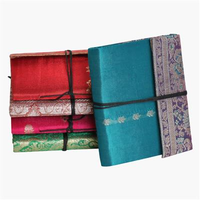 Saree medium notebook