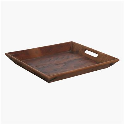 Factory serving tray