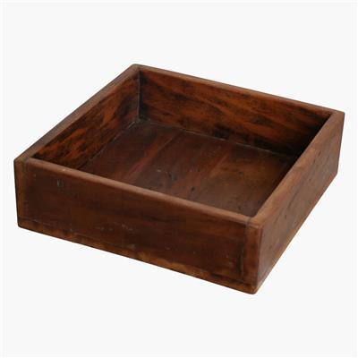 Factory square tray small