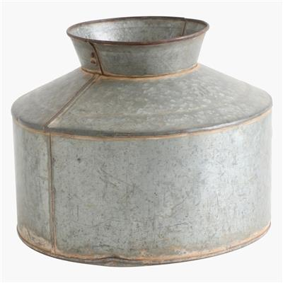 Metal jar, waterpot