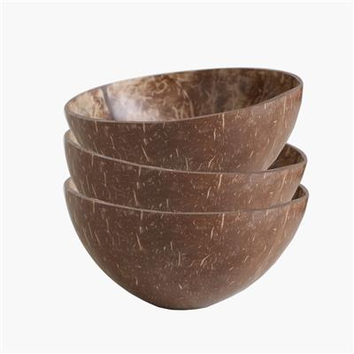Coconut bowl SET/3