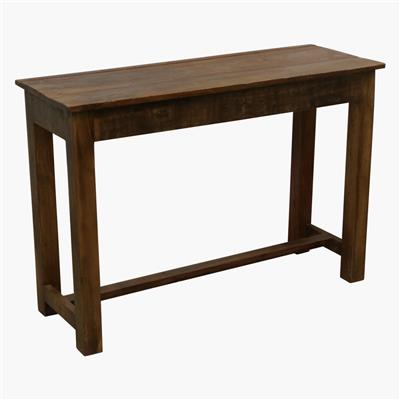 Factory school desk console