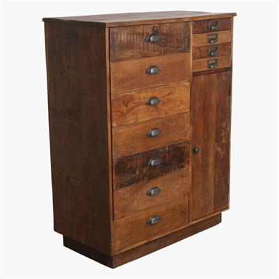 Factory multidrawer dressoir