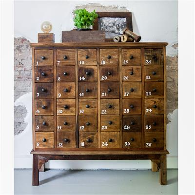 Factory 36-drawer
