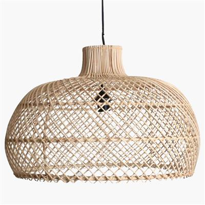 Maze lamp natural groot