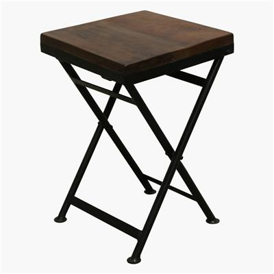 Factory folding bistro stool