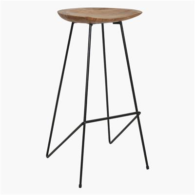Loft bar stool natural