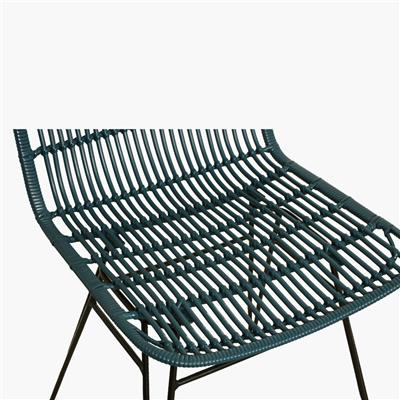 Jane outdoor chair petrol