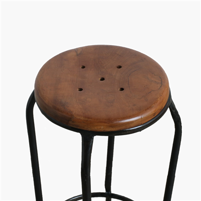 Warung bar stool natural