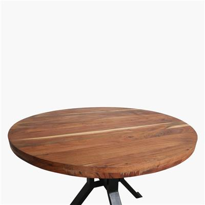 Acaciawood round table top Ø120CM
