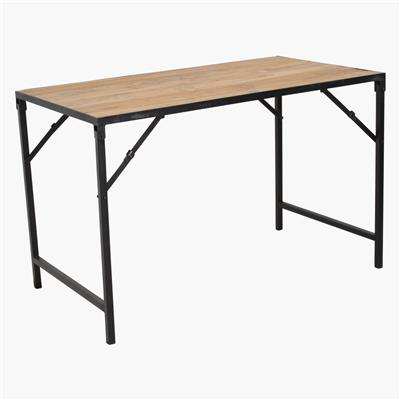 Elements market table folding 120cm