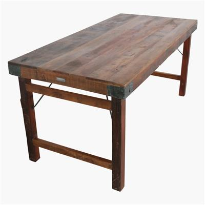 Factory table folding 165 cm