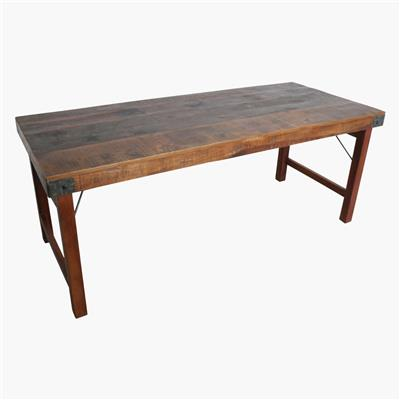 Factory table folding 190 cm